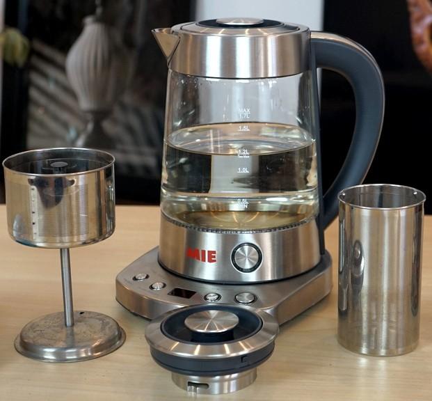 Всё про умный чайник. Тест MIE Smart Kettle 100