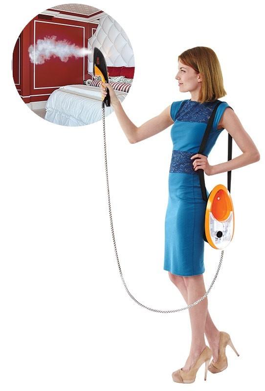 Портативный отпариватель для одежды MIE Assistente-M