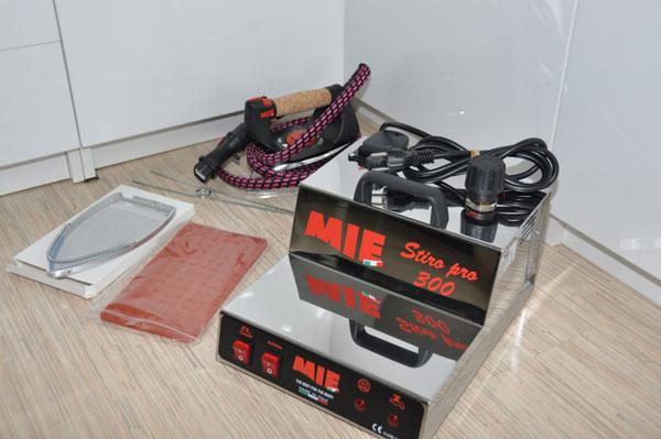 Отзыв-обзор о парогенераторе MIE Stiro Pro 300