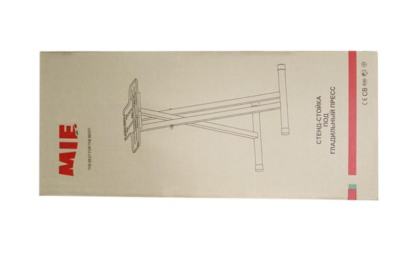 Подставка под гладильный пресс MIE Romeo Silver – 87–94 см