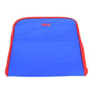 Чехол для гладильной доски MIE Classico синий с красной окантовкой
