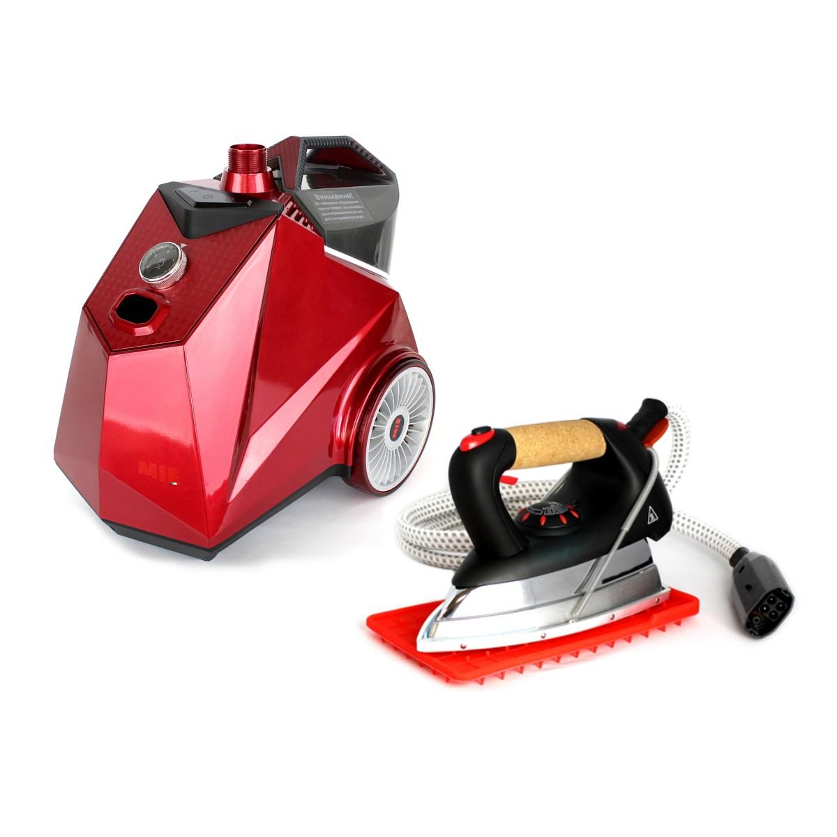 Утюг с парогенератором MIE Forza Plus Red