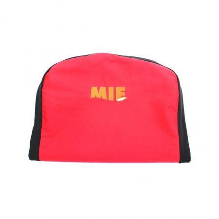 Чехол для Mie Completto, цвет красный с черной окантовкой