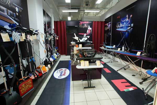 Второй магазин МИЕ в Краснодаре