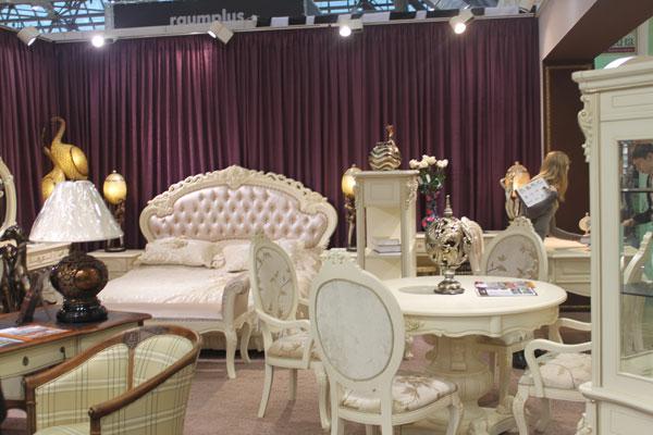 Выставка «Мебель, фурнитура и обивочные материалы»